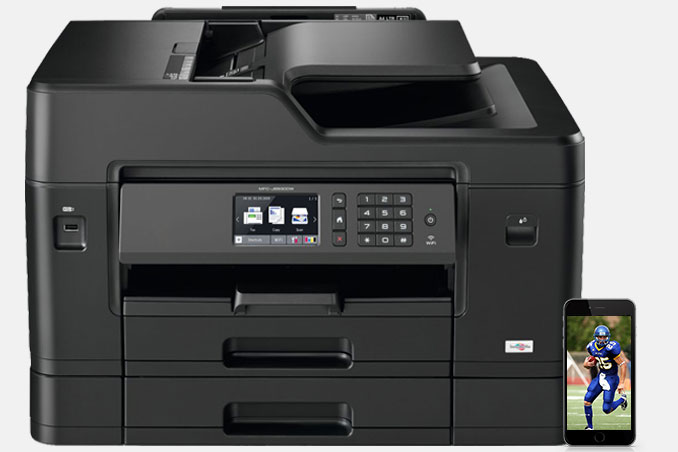 Brother MFC-L8900CDW setup
