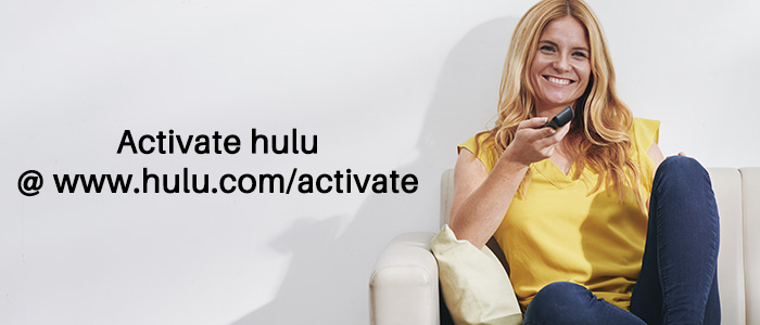 What is the Hulu activation code?