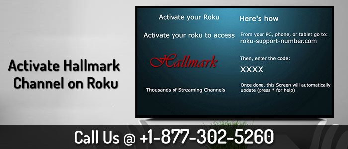 Activate Hallmark Channel on Roku