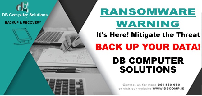 Data Backup and Recovery Services From db Computer Solutions