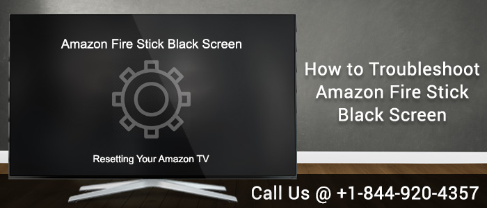 Amazon Fire Stick Troubleshooting Helpline - +1-844-920-4357