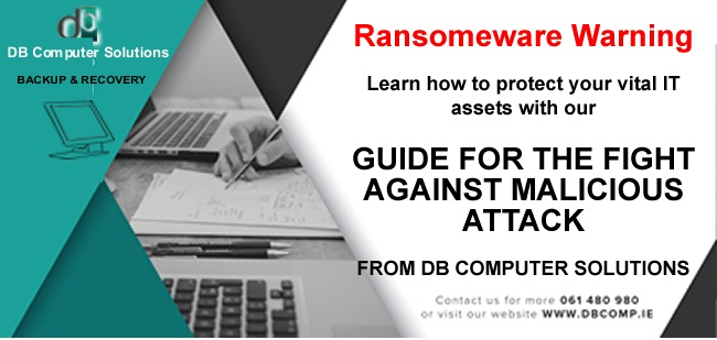 RANSOMWARE ATTACKS INCREASE