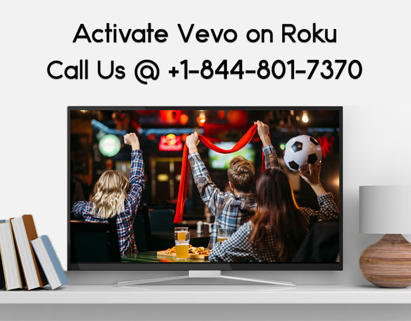 Vevo Channel on Roku
