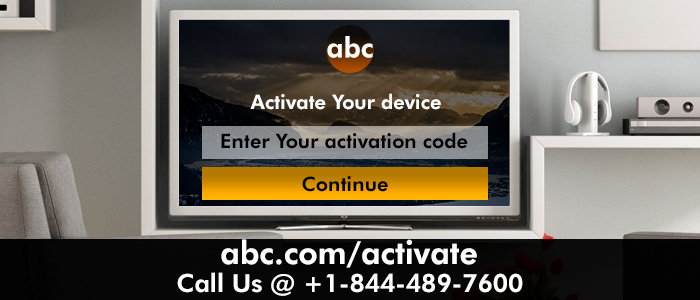 Activate abc on Roku