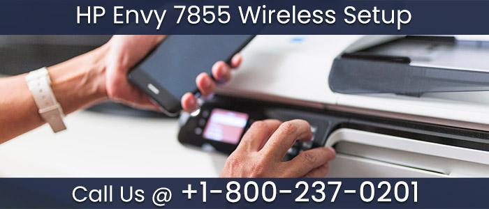 123.hp.com/envy7855 | HP Envy Photo 7855 Setup Install