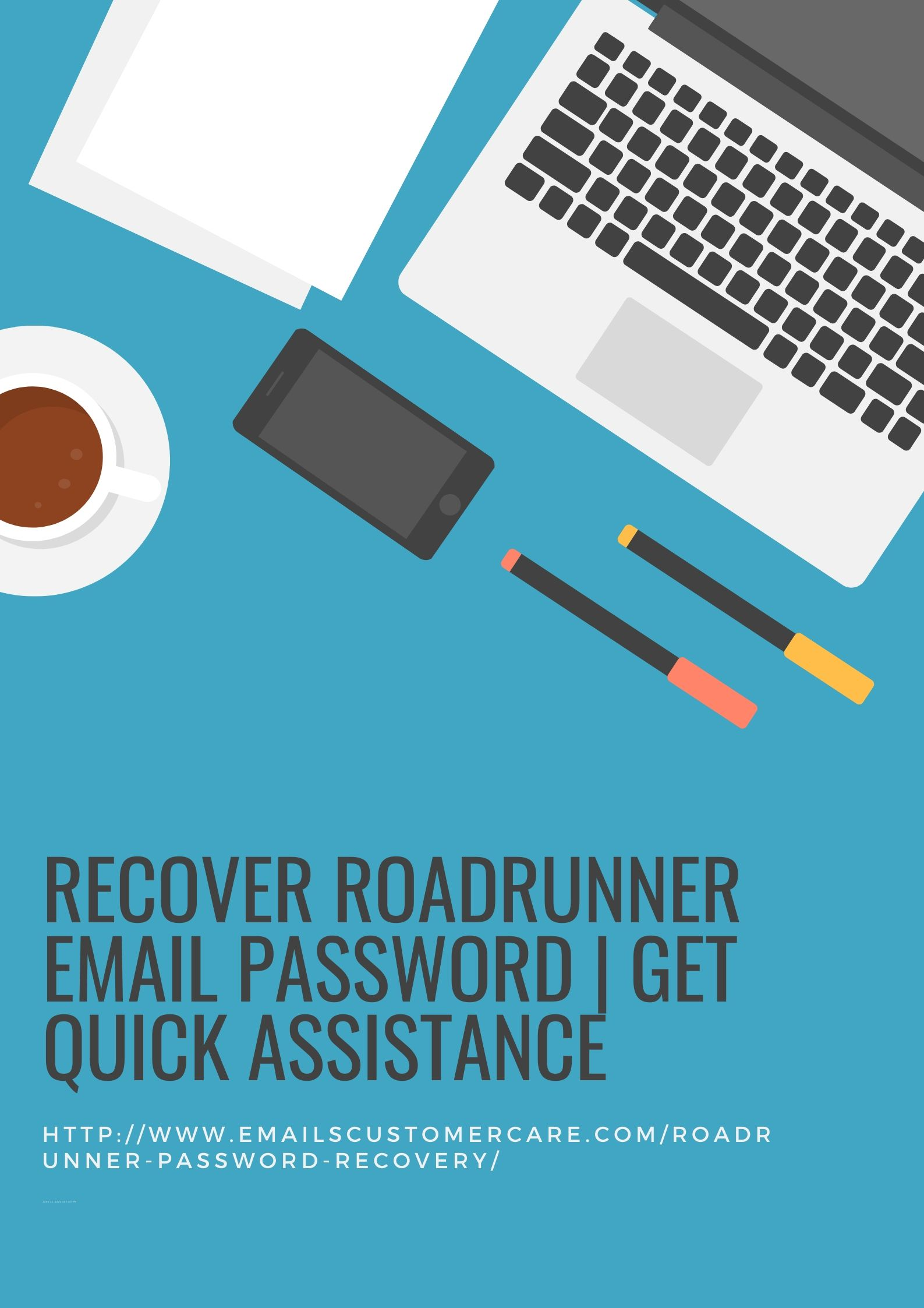 Recover Roadrunner Email Password | Get Quick Assistance image 1