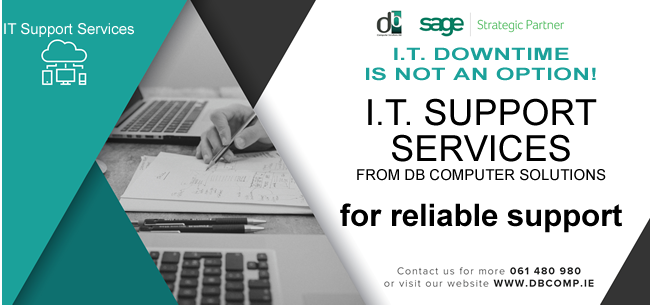 IT Support Services from DB Computer Solutions