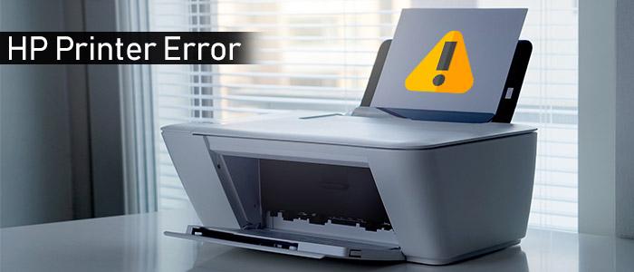 Common HP Printer Error Codes image 1