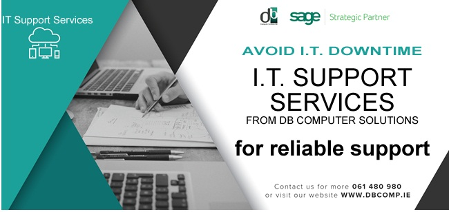 Get Peace of Mind with Sage Support from DB Computer Solutions