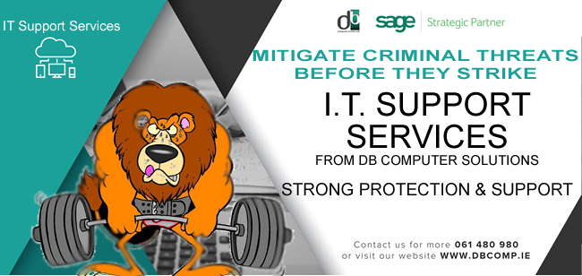 STRONG IT Support Services from DB Computer Solutions