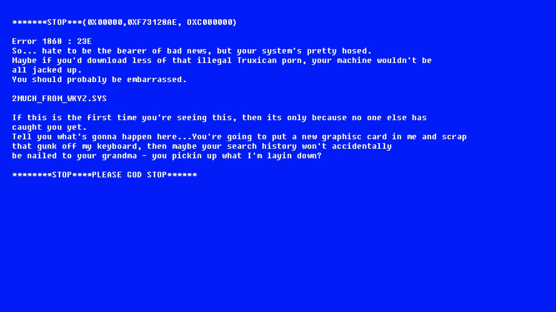 How To Fix Blue Screen of Death  1855-422-8557 BSOD Error