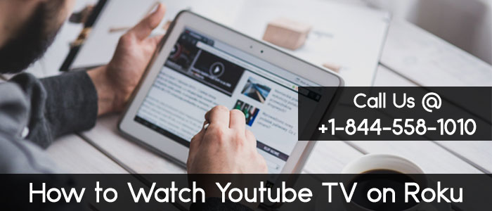 Watch YouTube on Roku