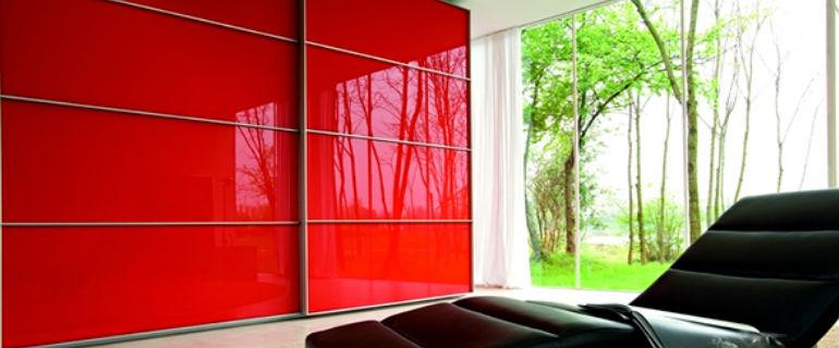 Slide Robe Doors in Dublin - SKON Design image 1