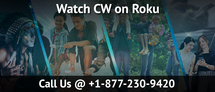 CW Channel Activation | Roku Channel Activation