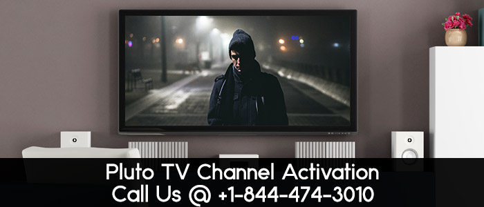 Pluto TV Activation
