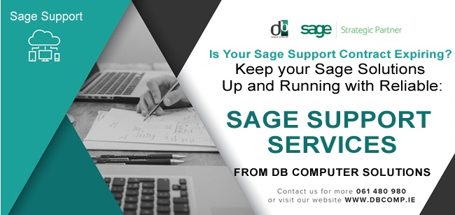 Reliable Support keeps Sage Software up and Running
