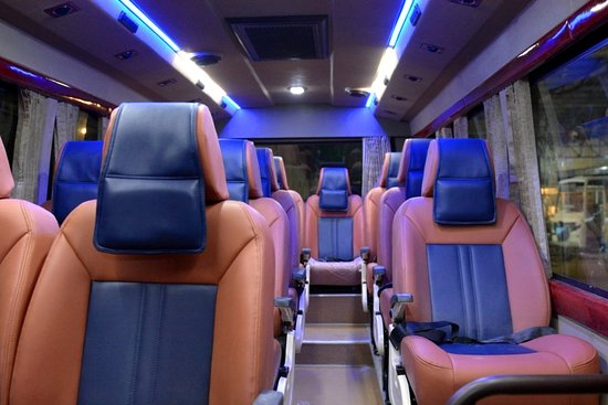 Super Luxury Tempo Traveller Hire On Rent In Delhi by Tempotraveller image 2