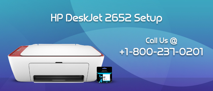 How do I connect my HP Deskjet 2630 printer to WiFi?
