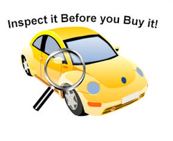 Need Inspection Services Before Buying Used Car...!