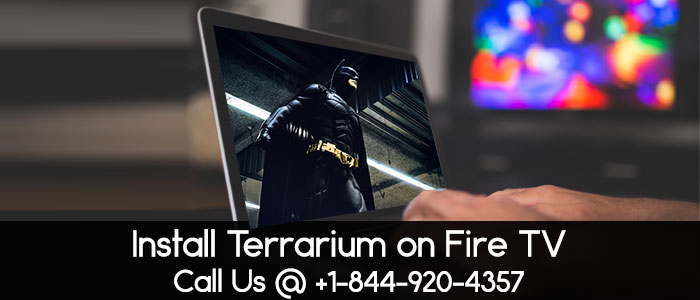 Amazon Fire Stick Tech Support for Terrarium TV Installation image 1