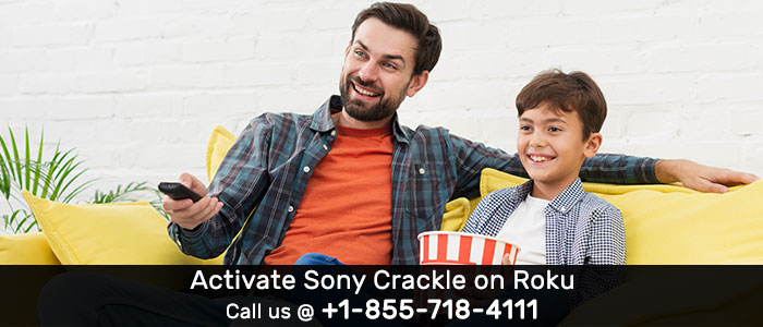 Activate SonyCrackle on Roku