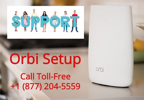Orbi Tech Support Call Toll-Free +1 (877) 204-5559