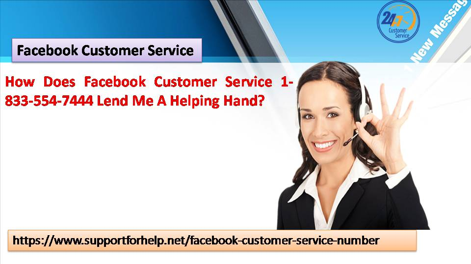 How do I grab the effective Facebook Customer Service 1-833-554-7444?