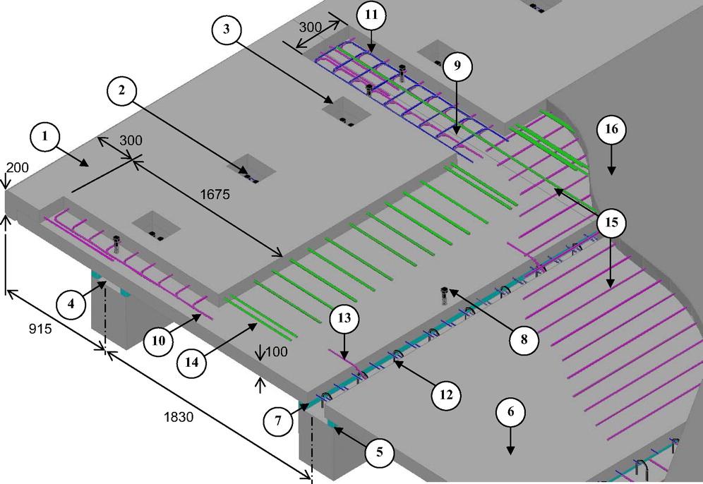 Precast Bridge Panel Detailing Services