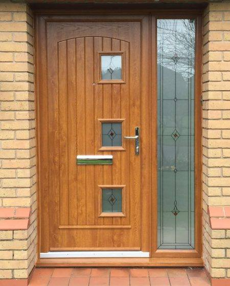 D'Best Palladio Composite Front Doors