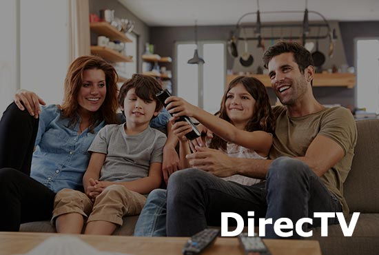 DirectTv Now on Roku