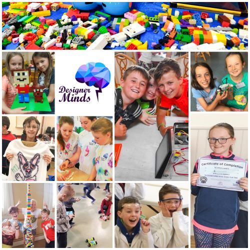 Science, Design & Technology Summer Camps for Kids in Co. Meath