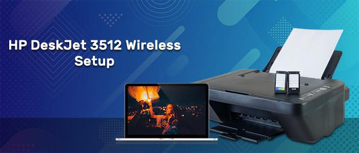 HP Deskjet 3512 Wireless