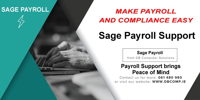 Do you need Support for Sage Payroll?
