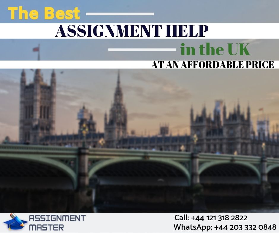 Assignment Writing Service From AssignmentMaster