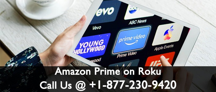 Amazon Prime Video on Roku | Roku Help