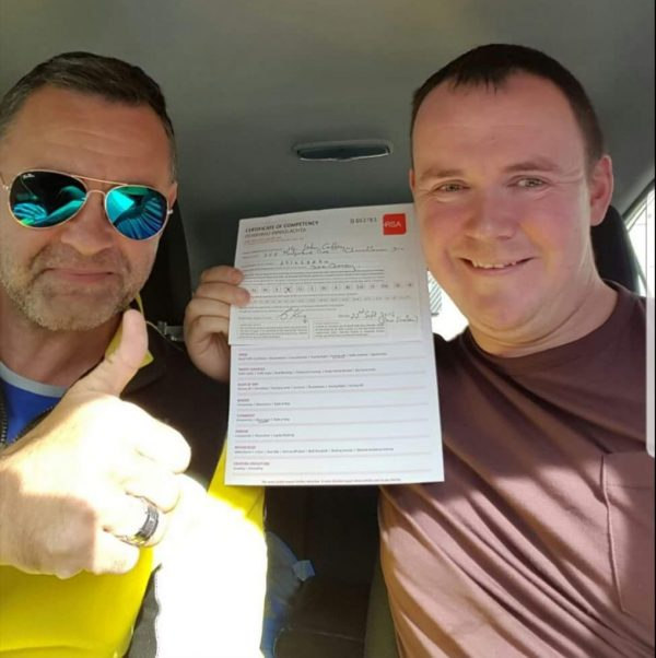 RSA Approved Instructors & Driving Lessons Navan image 1