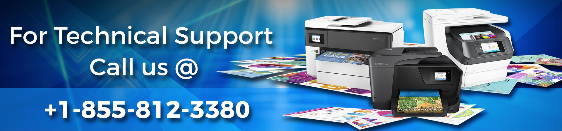 Technical Support for HP Officejet Pro Printer