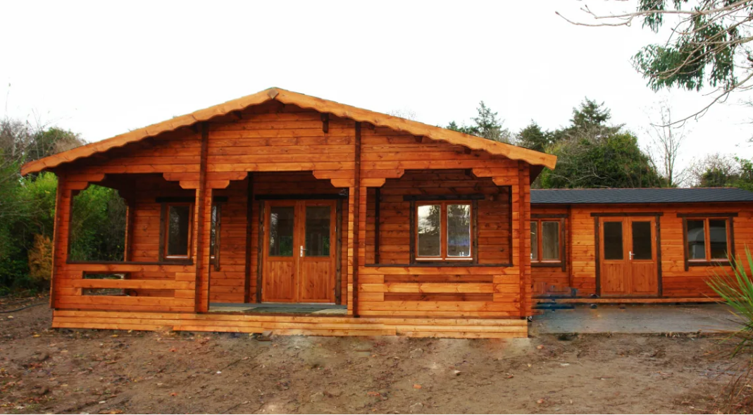 Log Cabins Ireland - Coppola Cabins