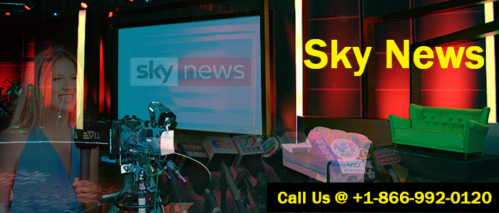 Activate Sky News on Roku