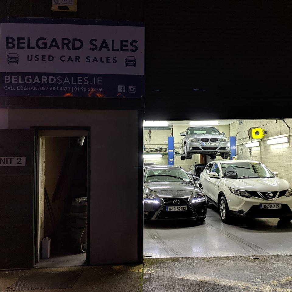 Belgard Sales