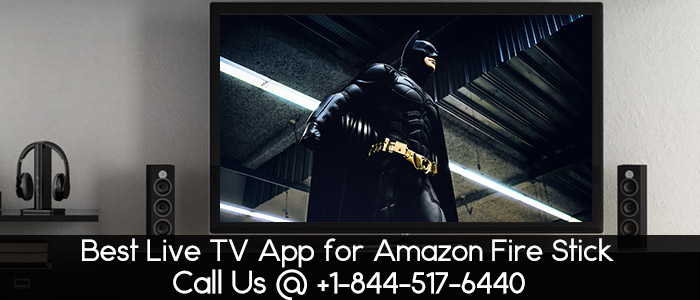 Best live TV App for Amazon Fire Stick image 1