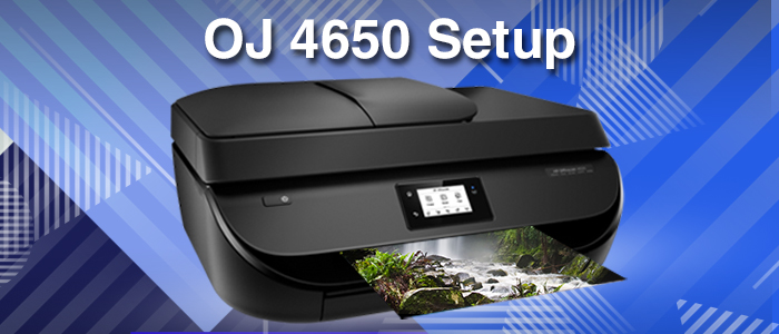 HP Officejet 4650 Printer on MAC