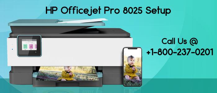123.hp.com/ojpro8025 - 123 HP Officejet Pro 8025 Setup