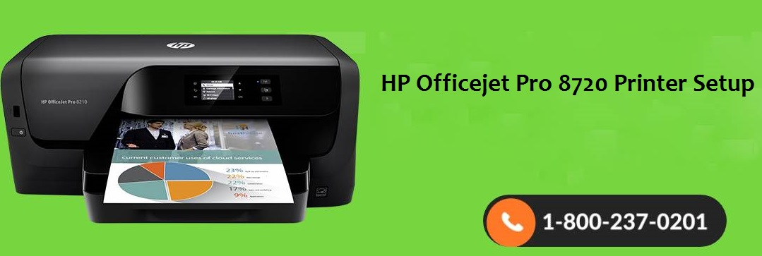 HP officejet pro 8720 wireless setup  image 1