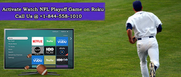 Activate NFL on Roku