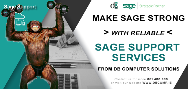 SAGE SUPPORT FROM DB COMPUTER SOLUTIONS