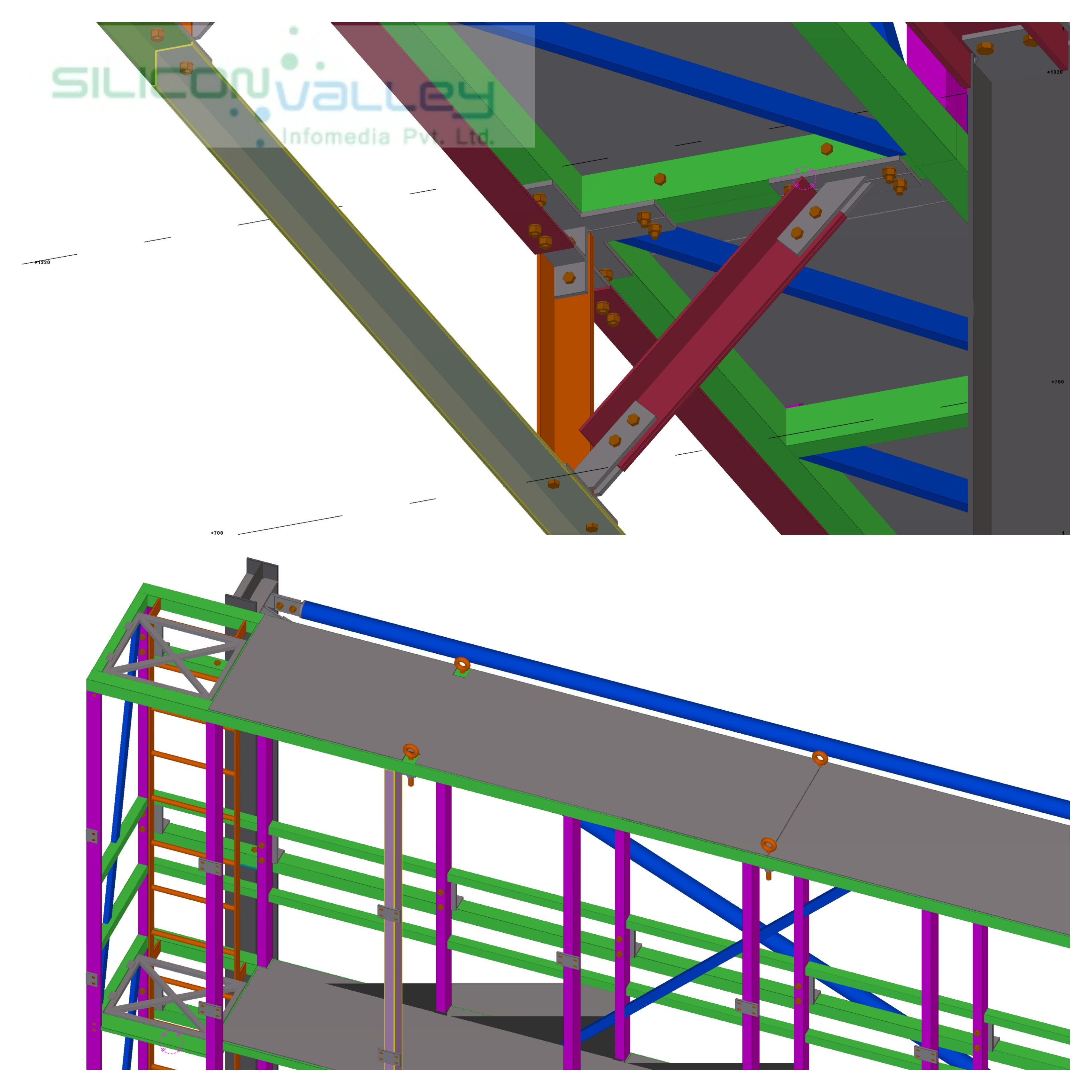 Sheet Metal Fabrication Drawings & Design