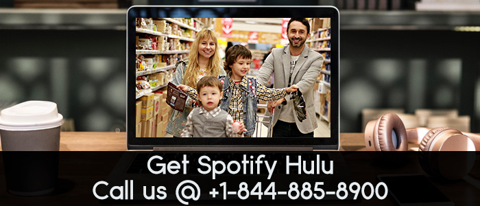 Spotify Activation - Call +1-844-885-8900