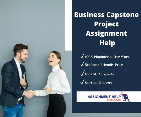 Impress Professors with Best Business Capstone Project Assignment Help at Assignmenthelpaus image 1