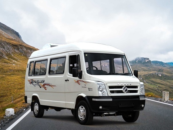 Hire 12 Seater Tempo Traveller With Delhitempotravels And Feel The Difference image 1